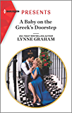 A Baby on the Greek's Doorstep (Innocent Christmas Brides Book 1)