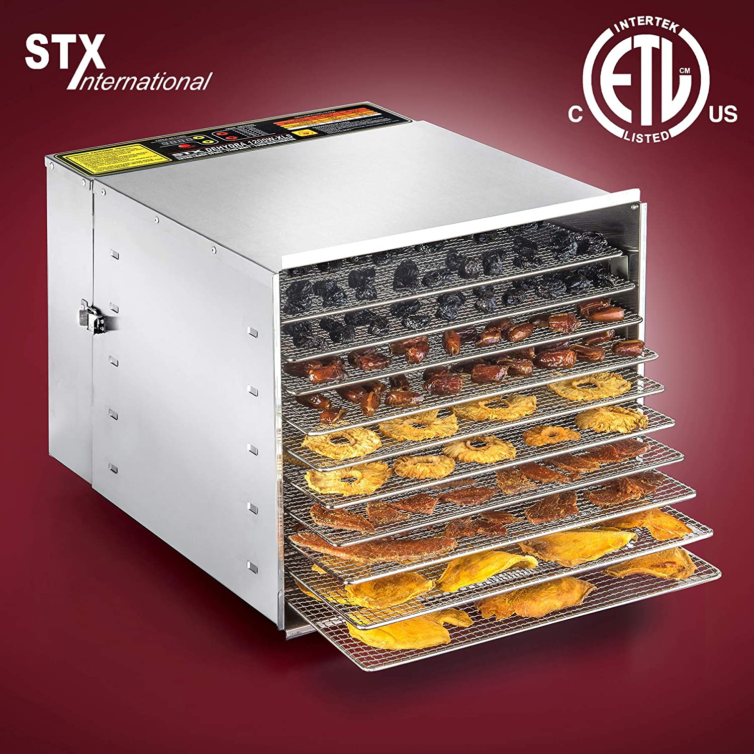 STX-commercial-food-dehydrating-machine