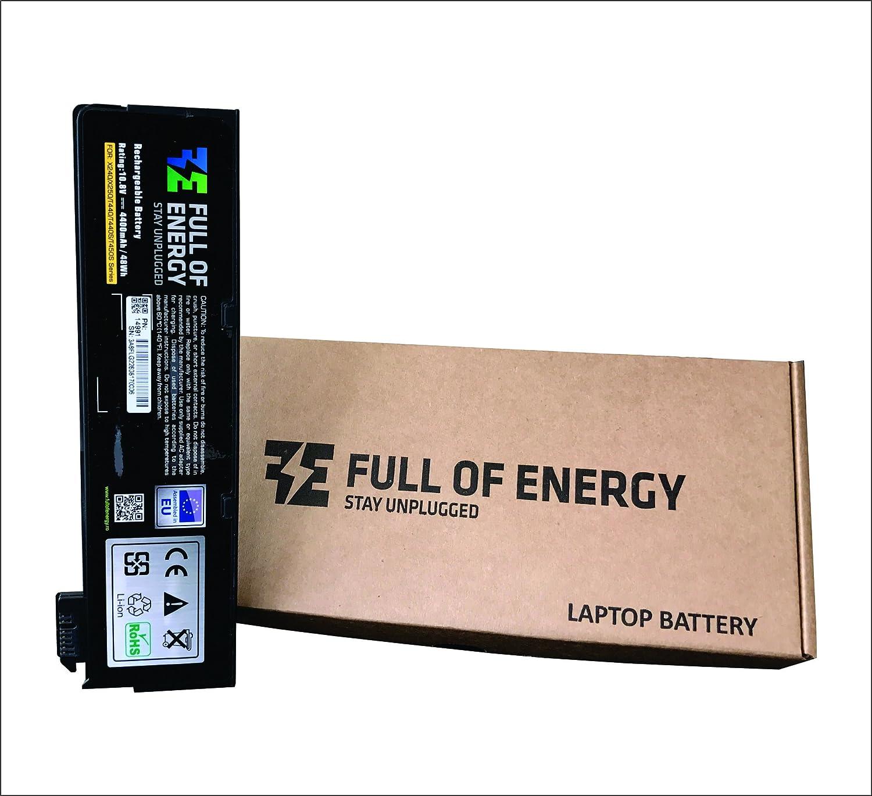 Full of Energy Laptop Battery for Lenovo ThinkPad X240, W550s, T460
