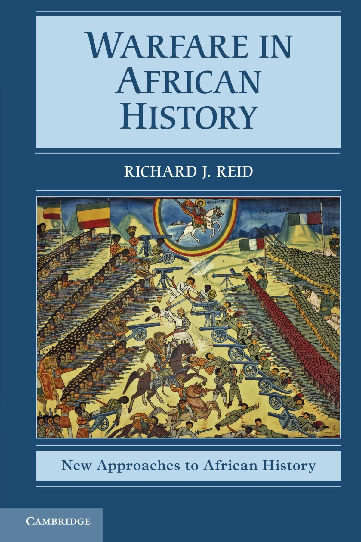 Download Warfare in African History (New Approaches to African History) pdf