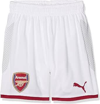 PUMA AFC - Pantalones Cortos de Fútbol Hombre: Amazon.es: Ropa y accesorios
