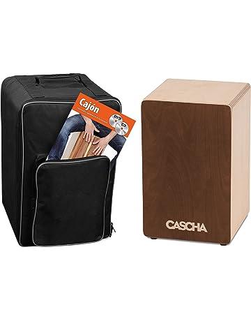 Cascha HH 2085 FR - Cajon con mochila y libro