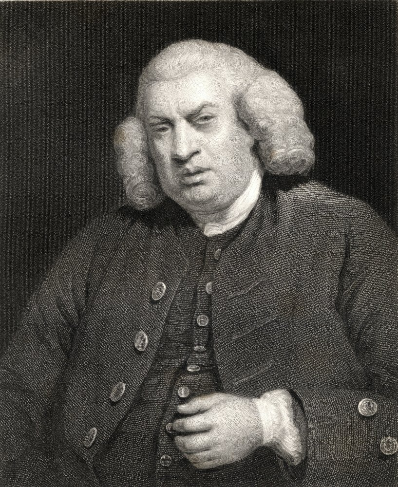 Image result for samuel johnson poster amazon