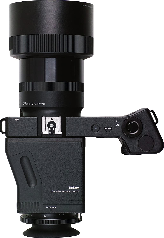 Sigma Dp3 Quattro Lcd Sucher Kit Elektronik