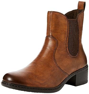 Femme et Botines Sacs 77694 Rieker Chaussures 4wpR0q