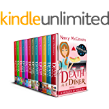 A Murder In Milburn, The Complete Series: 12 Book Box Set With Delicious Recipes (English Edition)