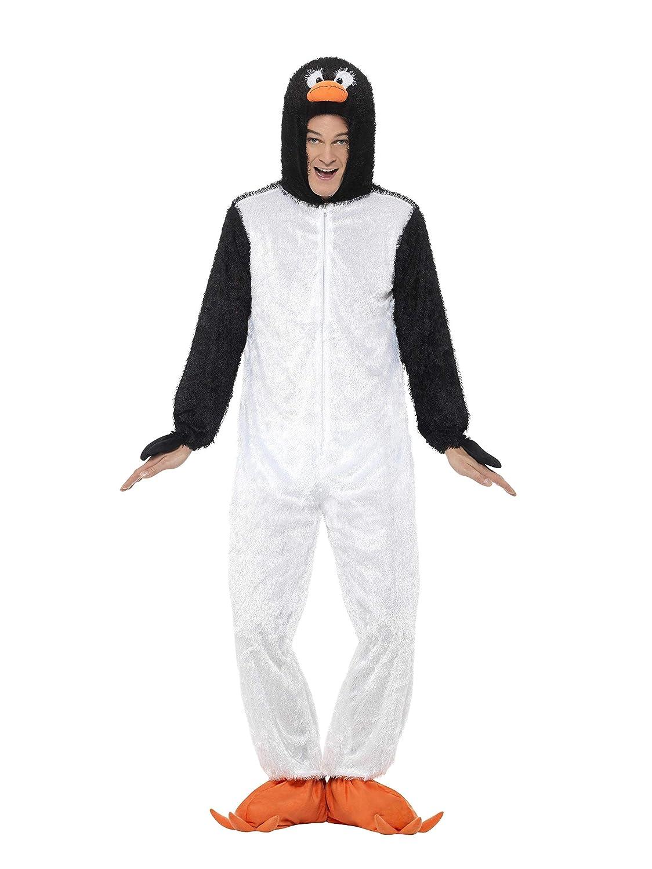 Smiffys - Disfraz de pingüino para hombre, talla única (31870 ...
