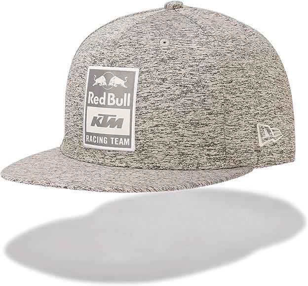 Red Bull KTM New Era 9Fifty Jersey Gorra, Gris Unisexo Talla única ...
