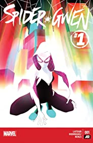 Spider-Gwen (2015) #1 (English Edition)