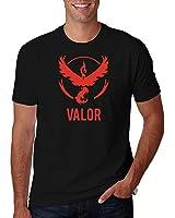 Decrum Pokemon Go Team Valor T Shirt