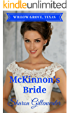 McKinnon's Bride (Willow Grove, Texas Series Book 1)