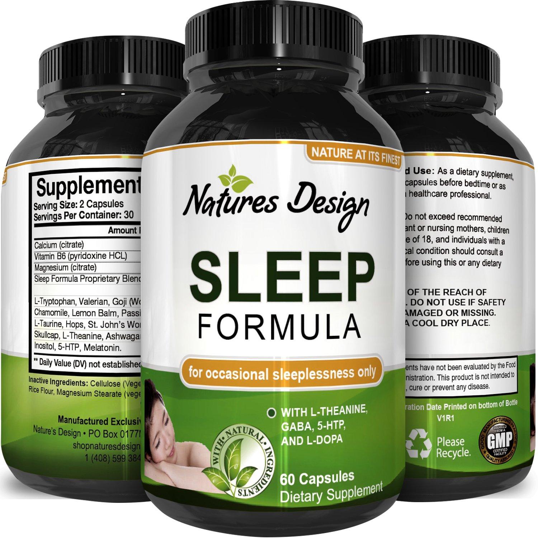 Cheap herbal supplement - Best Natural Revitalizing Sleep Formula End Fatigue Supports Deep Uninterrupted Sleep Non Addictive