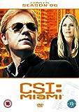 CSI: Miami - Complete Season 6 [DVD]