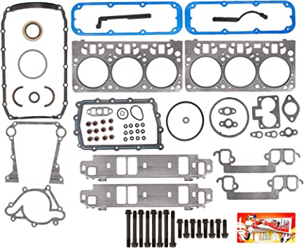 Fits 98-03 Dodge B2500 B3500 Ram Dakota Durango 5.9L OHV Head Gasket Set Bolts