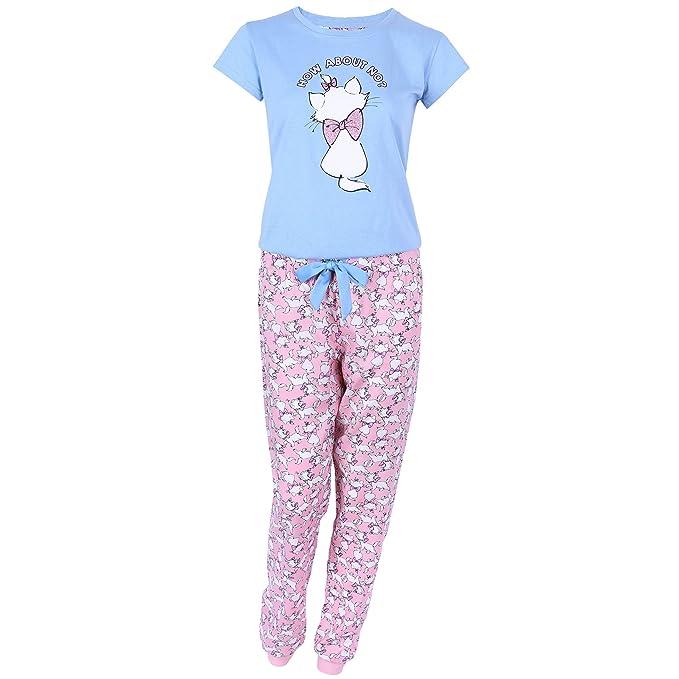 El pijama azul-rosado LOS ARISTOGATOS DISNEY - Small