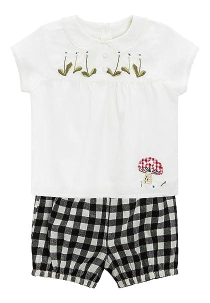 next Bebé-Niñas Conjunto De Falda Y Blusa (0 Meses - 2 Años)