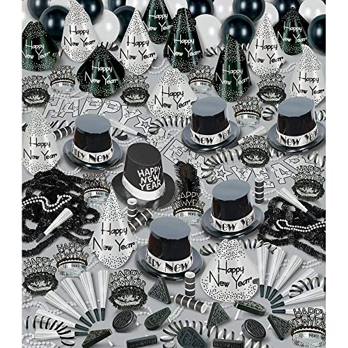Silver Showboat New Year Kit for 100