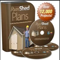 shed blue prints Projects