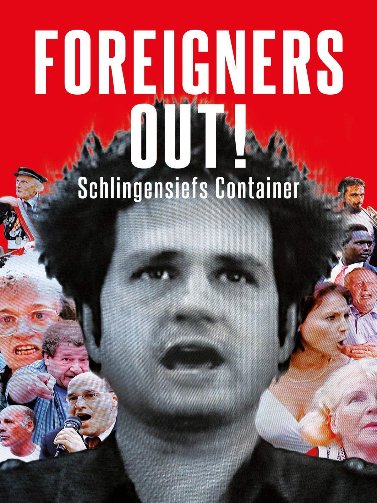 Foreigners out! Schlingensiefs Container on Amazon Prime Video UK