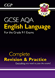 GCSE English Language AQA Complete Revision & Practice - for the Grade 9-1 Course (CGP GCSE English 9-1 Revision)