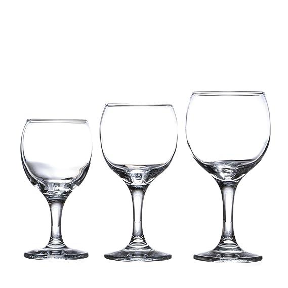 Review BISTRO 12-piece Wine Glasses