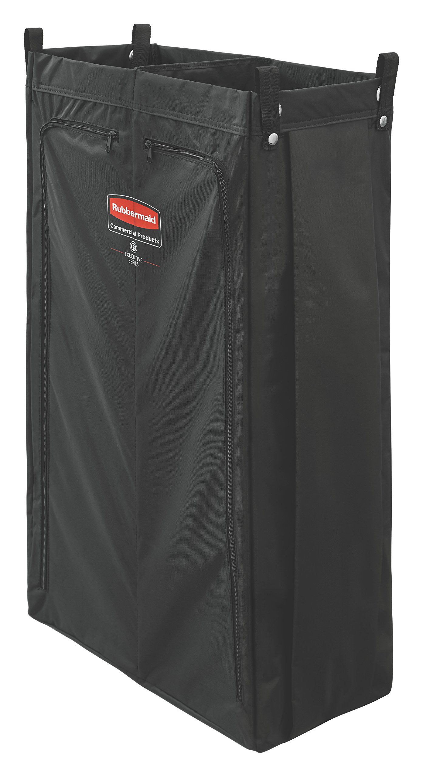 Rubbermaid Commercial Products 1966912 Heavy-Duty Divided Fabric Bag