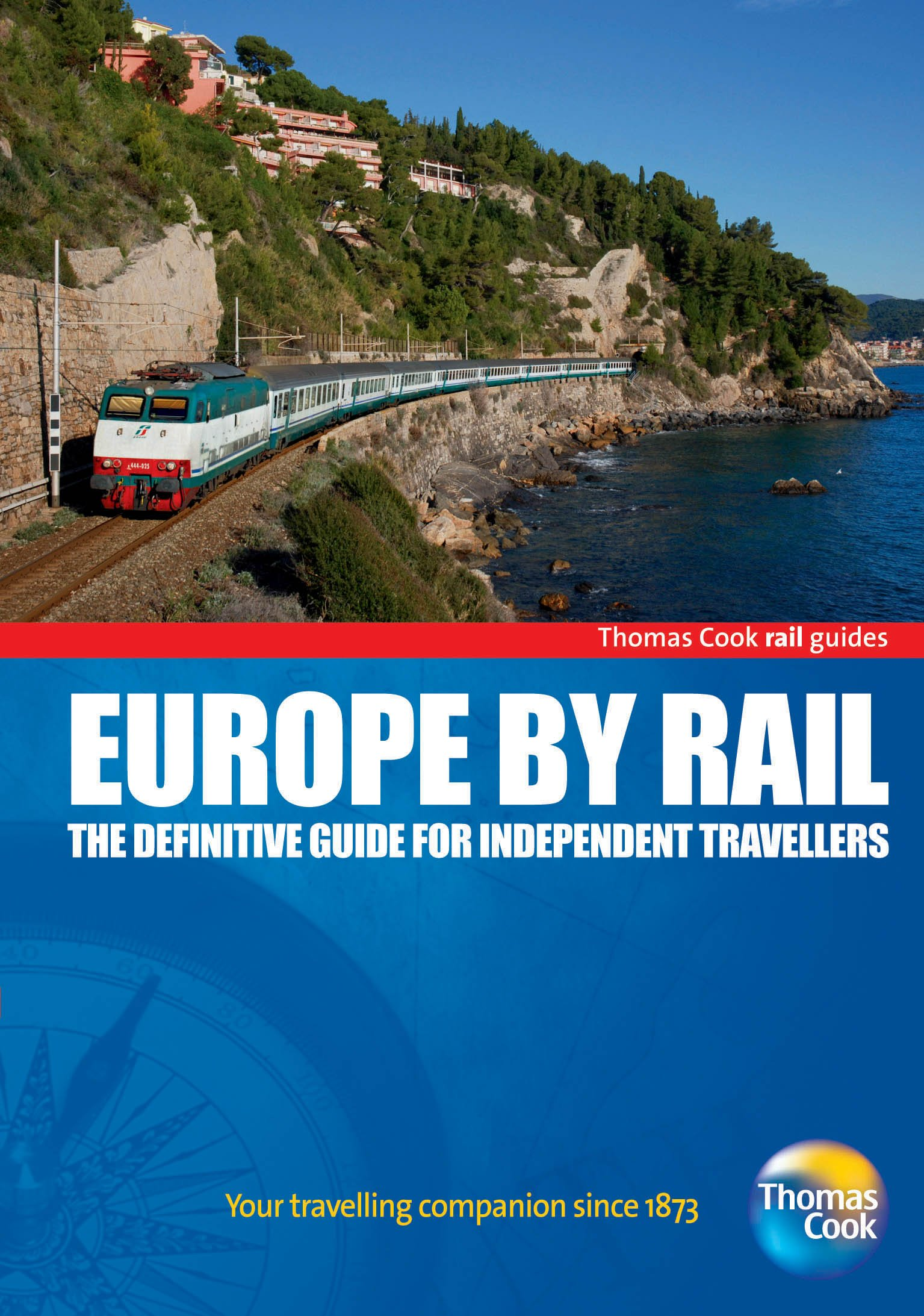 Download Europe by Rail: The Definitive Guide for Independent Travellers (Thomas Cook Rail Guides) pdf