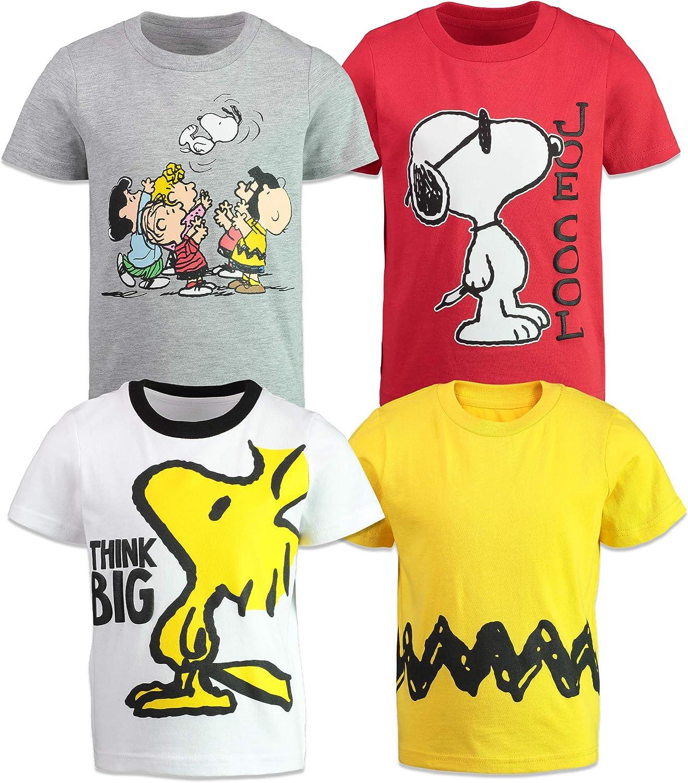 Peanuts Snoopy Joe Cool Have A Nice Boy/'s T-Shirt