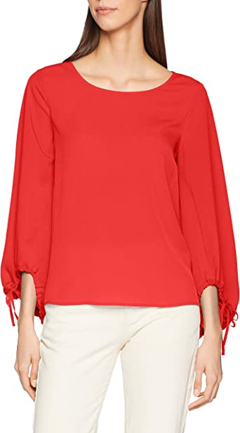 French Connection Light Camisa, Naranja (Fire Coral 61), 38 ...