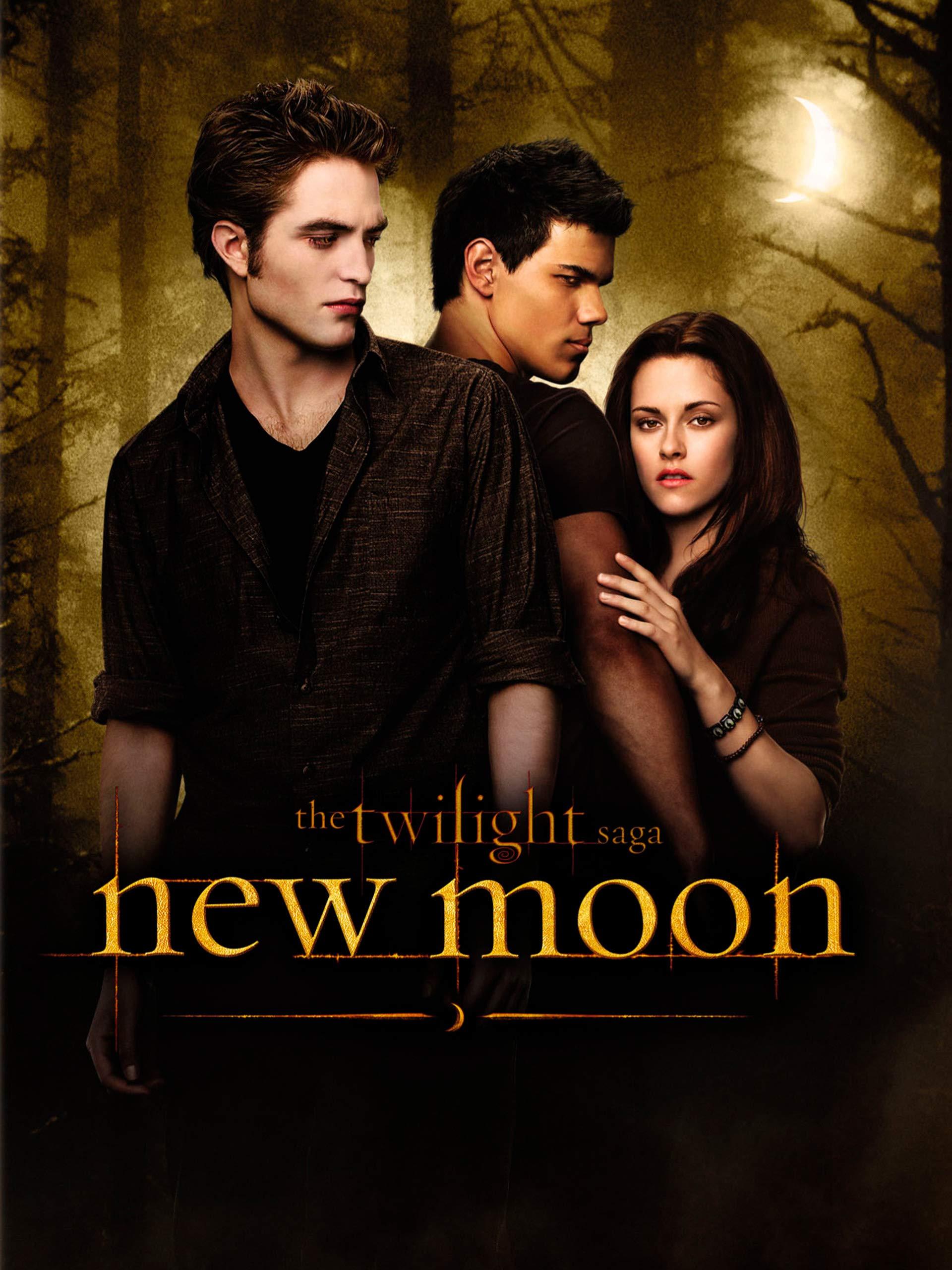 Watch The Twilight Saga New Moon Prime Video