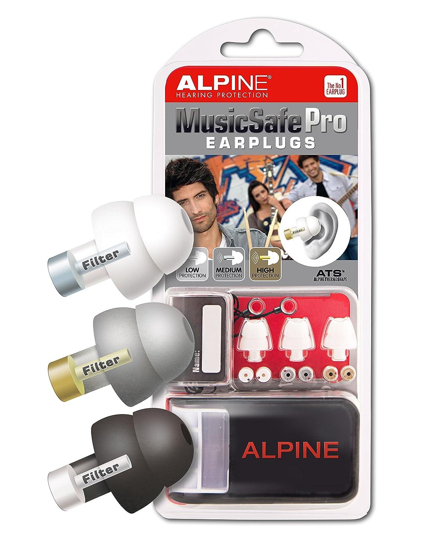 Alpine MusicSafe Pro Geh/örschutz Schwarz