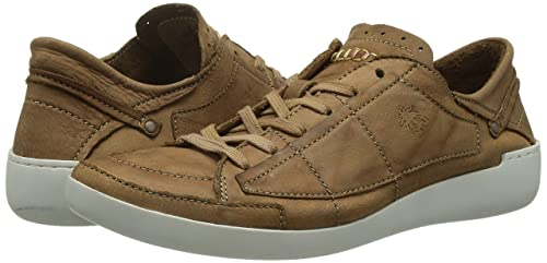 TOBI236FLY, Baskets Basses Homme, Marron (Brown 001), 42