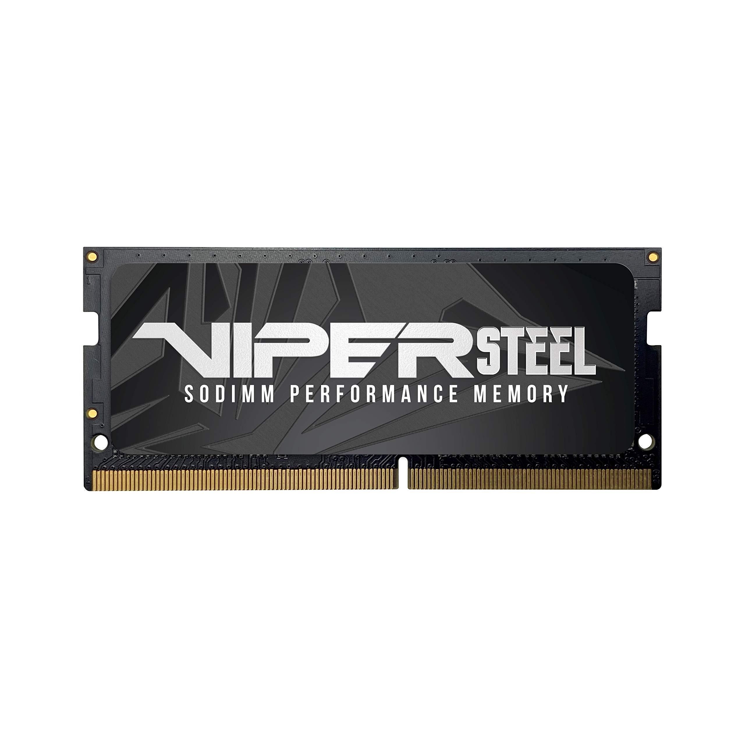 Memoria RAM 8GB Viper Steel DDR4 3000MHz CL18 SODIMM Module