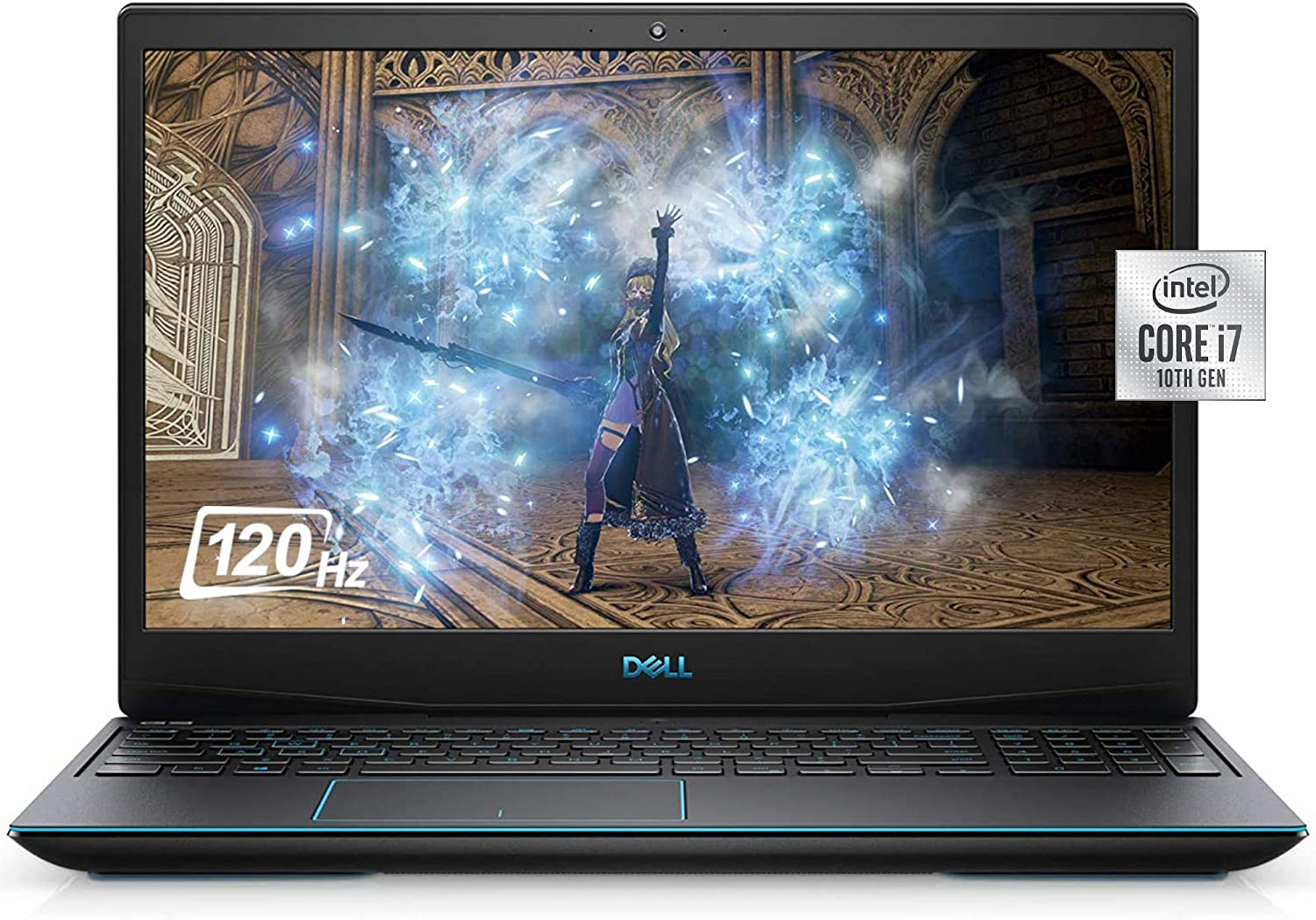 Dell G3 15 Gaming Laptop Notebook, 15.6