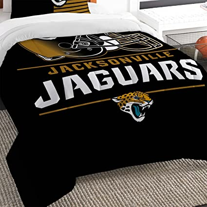9b803f82 Amazon.com: The Northwest Company Jacksonville Jaguars NFL Twin ...