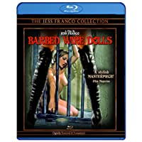 Barbed Wire Dolls Blu-ray