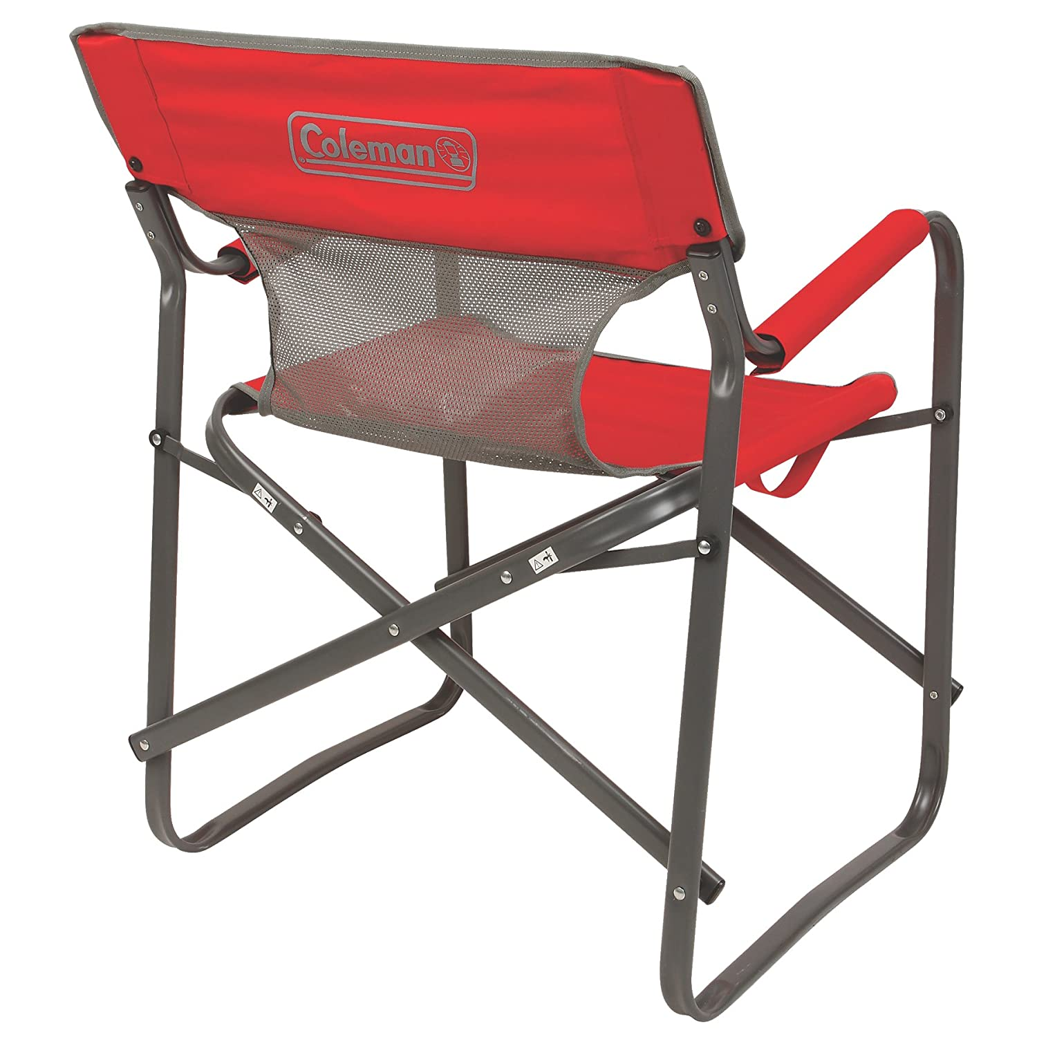 Amazon Coleman Outpost Breeze Deck Chair Sports & Outdoors