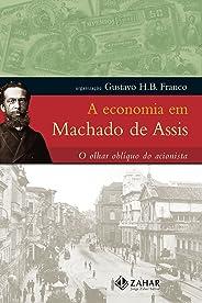 A economia em Machado de Assis: O olhar oblíquo do acionista