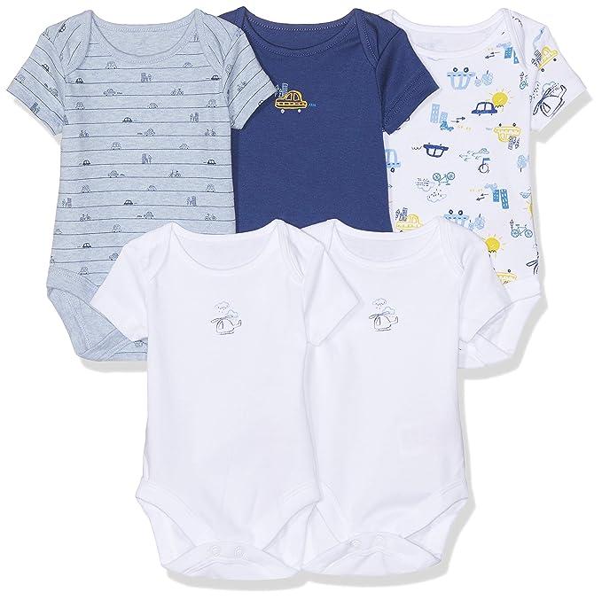 d9e8e238a Mothercare Baby Boys  Bodysuit  Amazon.co.uk  Clothing
