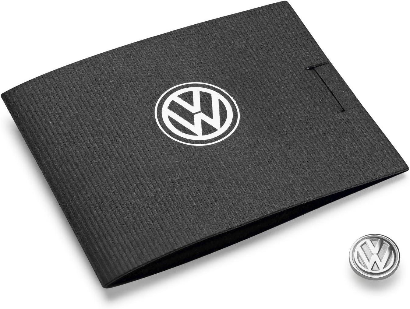corbata de Pin Volkswagen Logo, redondo, Plata: Amazon.es: Coche y ...