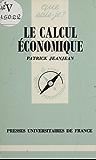 Le Calcul économique