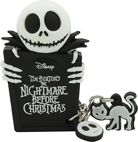 Cirkuit Planet Disney Nightmare Before Christmas - Memoria USB (4GB, 3D), diseño de Pesadilla Antes de Navidad: Amazon.es: Informática