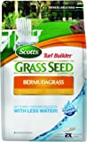 Scotts 18250 Turf Builder Bermuda Grass Seed Mix Bag, 1-Pound