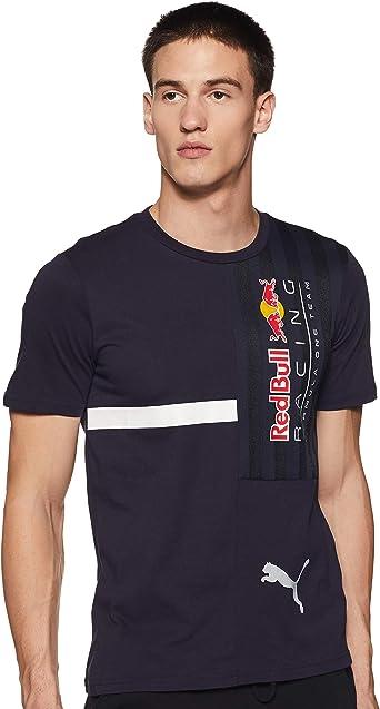 Red Bull Racing Vert Camiseta, Azul Hombre Top, Racing Aston Martin Formula 1 Team Original Ropa & Accesorios