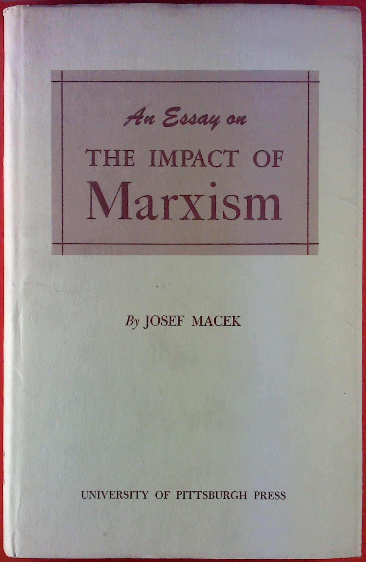 Health Education Essay  Sample Argumentative Essay High School also Global Warming Essay In English An Essay On The Impact Of Marxism Josef Macek Amazoncom Books Essay On Importance Of English Language
