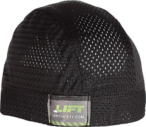 2c200cc6997 Amazon.com  LIFT Safety Sweat Beanie (Grey