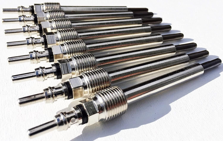 Napol Performance Poducts 8 GLOW PLUGS 2008-2010 FORD 6.4L V8 POWERSTROKE F250 F350 F450 F550 F-250 F-350