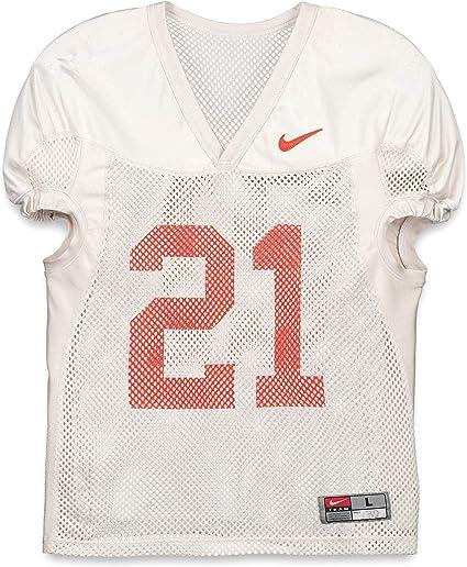 white clemson jersey