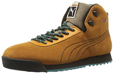 4f36fd777a3 Puma - Roma Hiker - Color  Brown - Size  10.0  Amazon.co.uk  Shoes ...