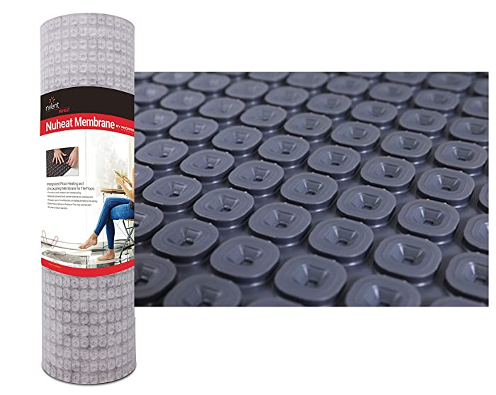 "Nuheat Membrane - Small Roll (54sqft) – 39"" x 16.5ft"